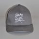 flexfit hat - wooly combed gray