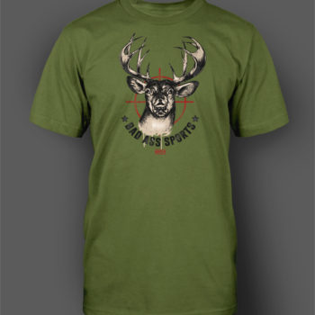 Deer hunting T shirt