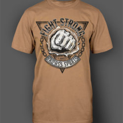 Fight Strong T Shirt
