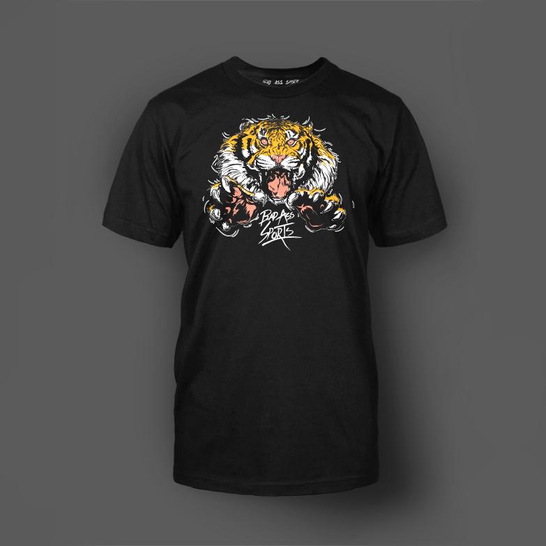 tiger tee shirt tiger t shirt. Black Bedroom Furniture Sets. Home Design Ideas